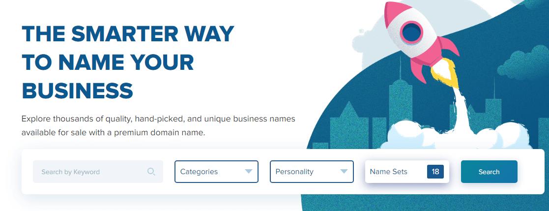 Brandroot business name generator